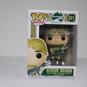 steve irwin funko pop!