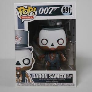 baron samedi funko pop!