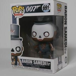 007 baron samedi funko pop!