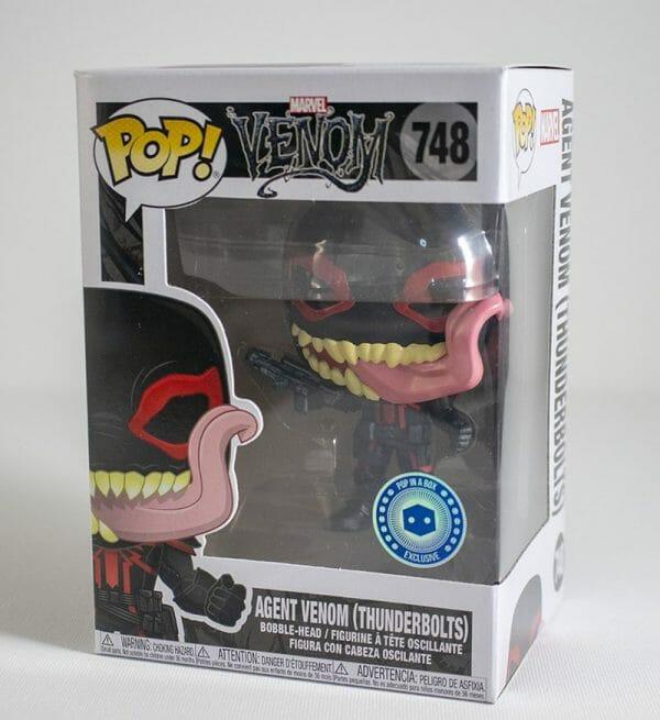 thunderbolts agent venom funko pop!