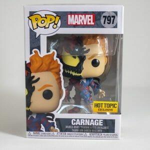 marvel carnage funko pop!