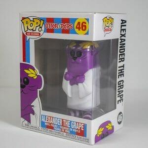 otter pops alexander funko pop!