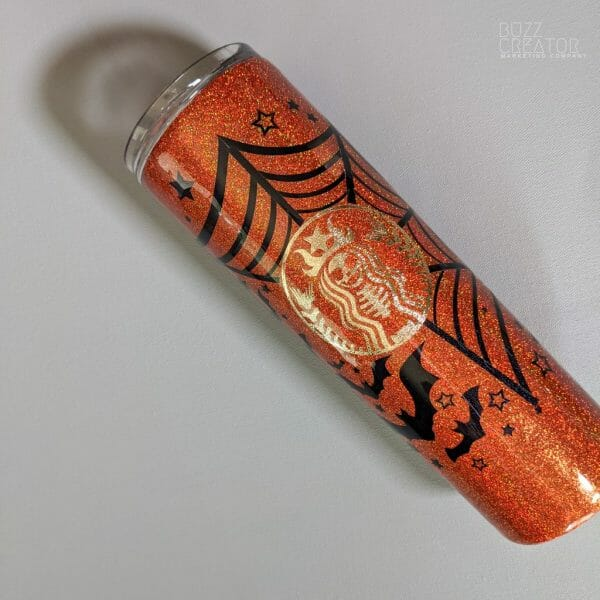 This is Halloween stainless steel tumbler